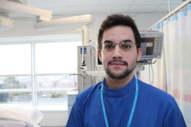 Research Fellow - high intensity respiratory ward at the QA hospital in Portsmouth